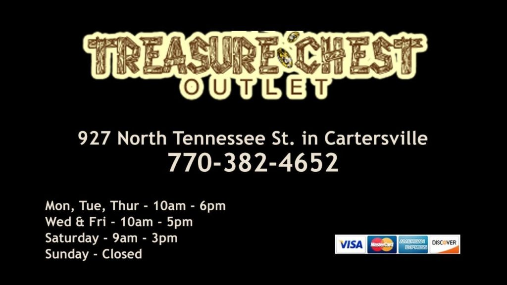 Treasure Chest Outlet, Cartersville, GA